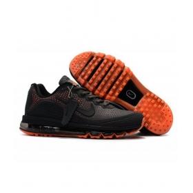 Nike Airmax 2018 Black Training Shoes
