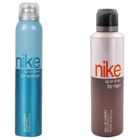 Nike Combo Of Up Or Down Deodorants For Men And Women