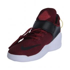 Nike Kwazi Sneaker Shoes Maroon Basketball Shoes