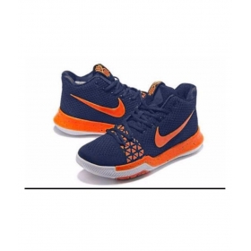 Nike Kyrie Irving 3 Basketball Blue Basketball Shoes