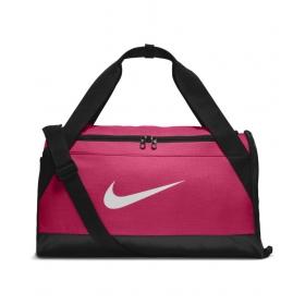 Nike Pink Solid Duffle Bag