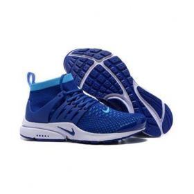 Nike Presto Ultraflyknit Blue Training Shoes