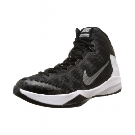 Nike Zoom Without A Doubt Black Basketball Shoes