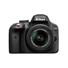 Nikon D3300 With Af-p 18mm-55mm Vr Lens , Memory Card And Bag