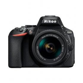 Nikon D5600 24.2 Mp Dslr (with Af-p 18-55mm Vr Kit Lens)
