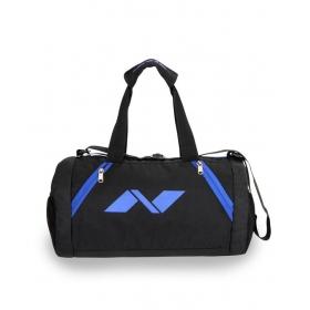 Nivia Black Duffle Bag