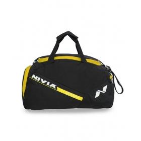 Nivia Black Travel Bag
