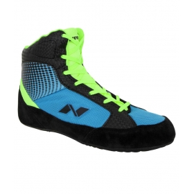 Nivia Wrestling -i Blue Wrestling Sports Shoes