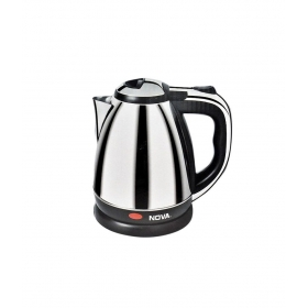 Nova Nkt-2726 1.5 1500 W Stainless Steel Electric Kettle