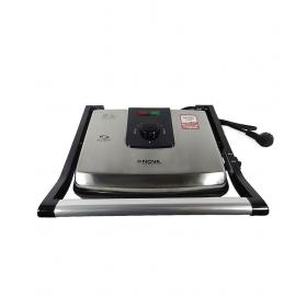 Nova 2 Slice Grill Sandwich Maker 2000 Watts With Temperature Control
