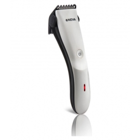 Nova 1048 Cordless Beard Trimmer White