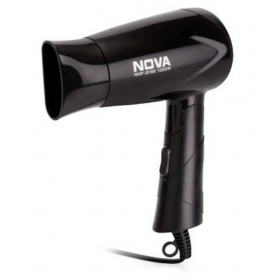 Nova Nhp 8100 1200w Hair Dryer (black)