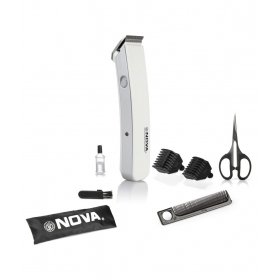 Nova Nht 1047 Pro Skin Advance Trimmer (white)