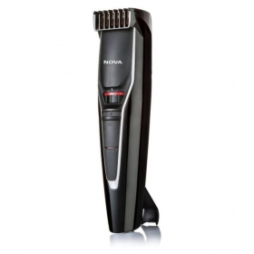 Nova Nht-1091 Beard Trimmer ( Black )