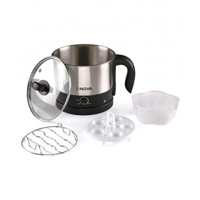 Nova Nkt-2729 1.2 600 Metal Electric Kettle