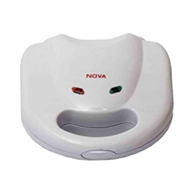 Nova Nt-208w 700 Watts Waffle Maker