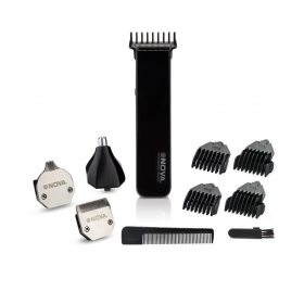 Nova Personal Groming Kit Ng 1060 Multigrooming Kit ( Black )
