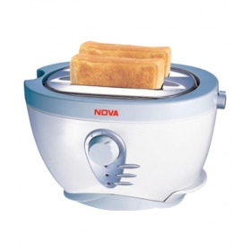 Nova Rx-2234ct 800 Watts Pop Up Toaster