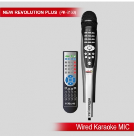 Karaoke Microphone Persang New Revolution Plus
