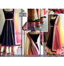 Best Best Net Black Gowns