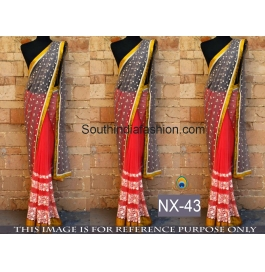 Traditional Party Wear Festive Saree