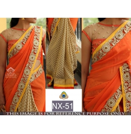 Partywear Ethnic Wear Saree