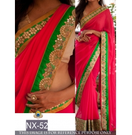 Designer Beautiful Elegant Look Saree