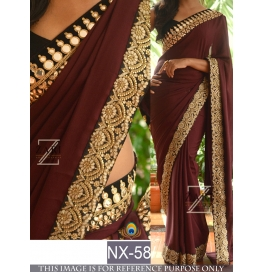 New Indian Designer Elegant Look Saree