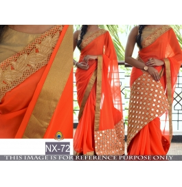 Indian Ethnic Designer Traditional Saree