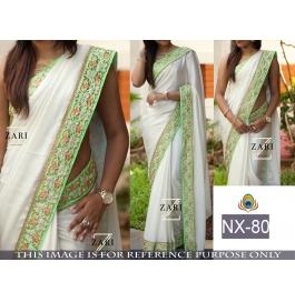 Indian Traditional Bollywood Designer Wear Saree