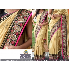 Indian Ethnic Designer Partywear Saree