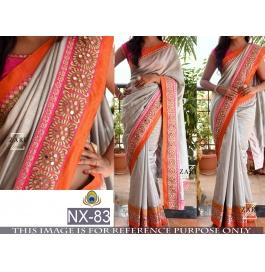 Georgette Designer Indian Designer Saree