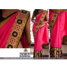 Indian Festival Party Wear Traditional Saree