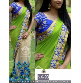 Indian Ethnic Party Wear Traditional Saree
