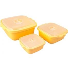 Nayasa Cooking Serve Set Of 3 Casserole 57-58-59