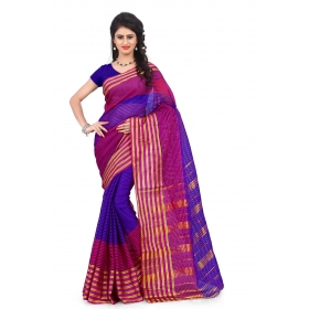 Indian Women's Heavy Embroidered Wedding Saree Bollywood Party Wear Saree Odip2009