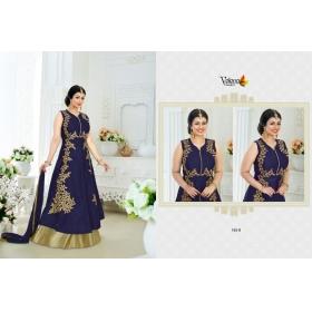 Odin Paris Presents Exclusive Diwali Special New Designer Anarkali Suit