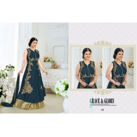 Odin Paris Presents Exclusive Diwali Special New Designer Anarkali Suit