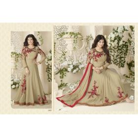 Odin Paris Diwali Festival Special Bollywood Designer Anarkalis Gorgette Gown