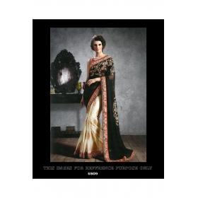 Exclusive New Nirvana Designer Heavy Saree