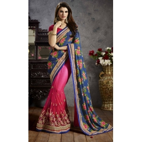 Exclusive New Nirvana Designer Heavy Saree