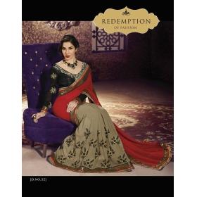 New Designer Amaira 53 Saree