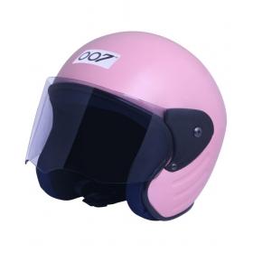 Oo7 Na - Open Face Helmet Pink L
