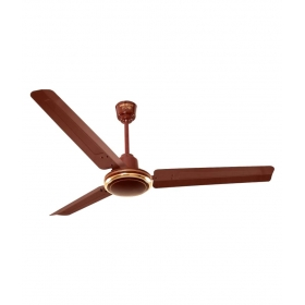 Orient 1200 Norwester Ceilingfan Glossy Brown
