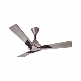 Orient 1200 Wendy Ceilingfan Topaz Gold And Brown