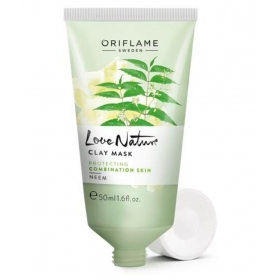 Oriflame Love Nature Gel Mask Neem
