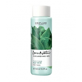 Love Nature Cleansing Gel Oily Skin 200 Ml