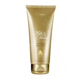 Oriflame Milk And Honey Gold Smoothing Sugar Scrub - 200 Ml