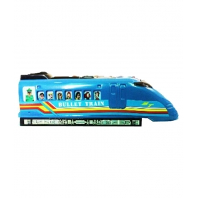 Origin Blue Plastic Bullet Train
