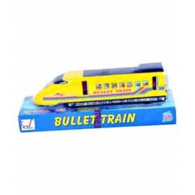 Yellow Bullet Train